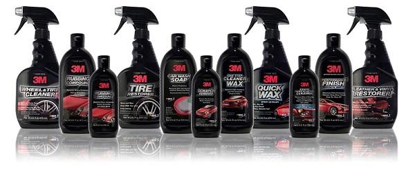 sản phẩm chăm sóc xe hơi chuyên nghiệp