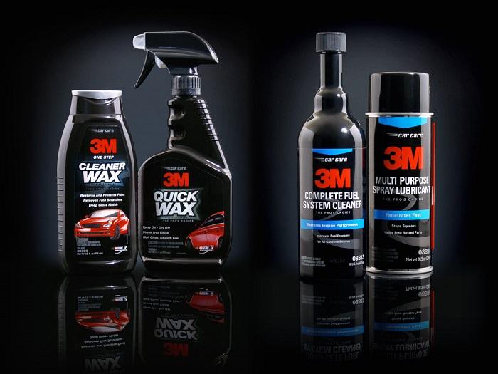 sản phẩm đánh bóng xe hơi