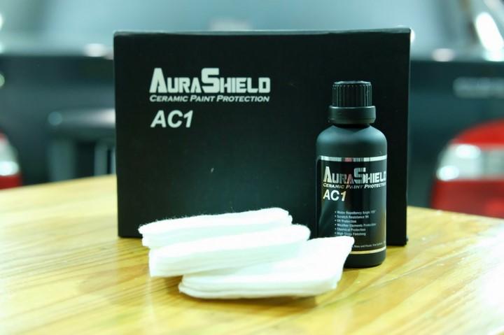 sản phẩm Ceramic AURASHIELD có nguồn gốc từ Singapore