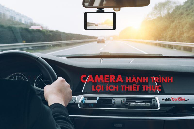 Lợi ích của việc gắn camera hành trình