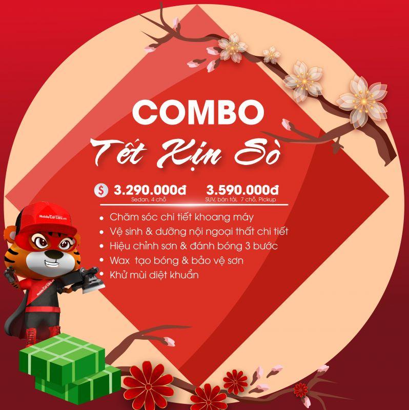 Combo Tết Xịn Sò