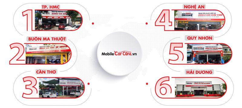 Mở trung tâm chăm sóc xe hơi hết bao nhiêu tiền?