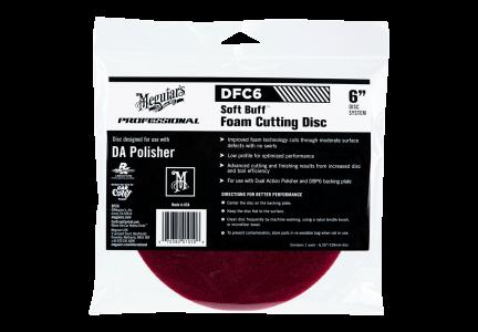 Phớt mút lệch tâm bước 1 6'' - DA Foam Cutting Disc 6