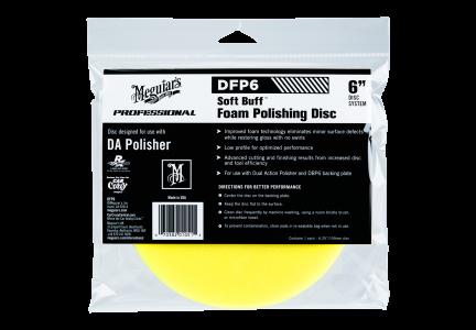 Phớt mút lệch tâm bước 2 6'' - DA Foam Polishing Disc 6