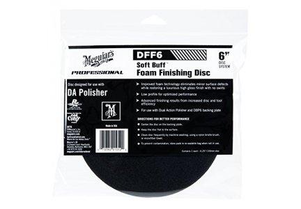 Phớt mút lệch tâm bước 3 6'' - DA Foam Finishing Disc 6