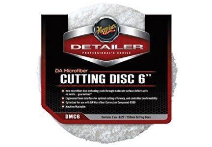 Phớt lệch tâm microfiber bước 1 6'' - DA Microfiber Cutting Pad 6