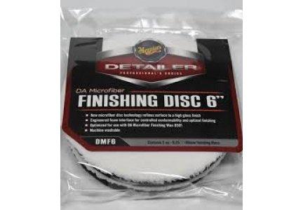 Phớt lệch tâm microfiber bước 2 6'' - DA Microfiber Finishing Pad 6