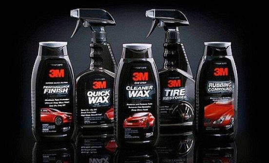 Những sản phẩm chăm sóc xe hơi 3M người dùng nên có