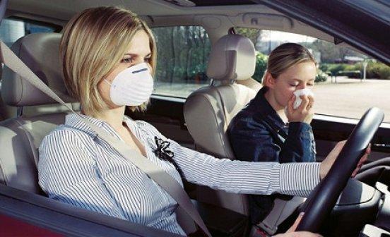 Thiết bị khử mùi cho xe hơi với công nghệ tiên tiến nhất