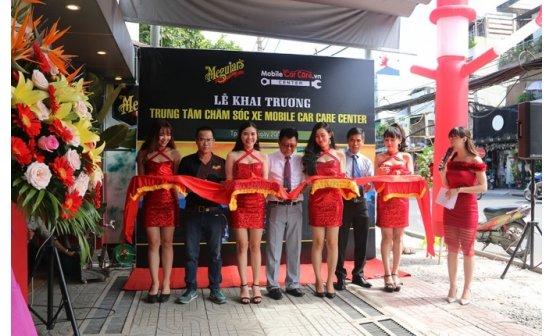 Autonet.com đưa tin - Khai trương trung tâm Mobile Car Care đầu tiên tại Việt Nam