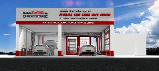 Tư vấn đầu tư mở trung tâm chăm sóc xe, detailing center