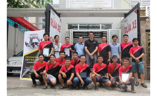 Mobile Car Care Việt Nam & Aurashield (Singapore) trở thành đối tác chiến lược