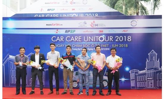 Car Care UniTour - Chuỗi sự kiện chăm sóc xe tại các trường Đại học