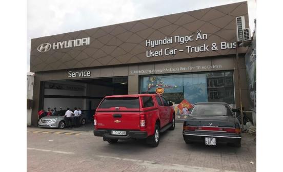 Mobile Car Care & Hyundai Ngọc Ẩn hợp tác triển khai dịch vụ chăm sóc xe