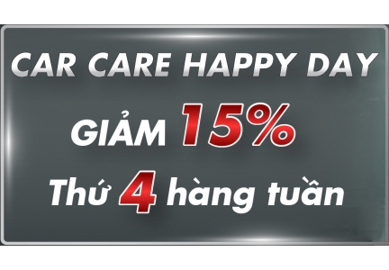 Car Care Happy Day