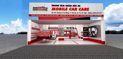 Nhượng quyền thương hiệu Mobile Car Care (Franchise)