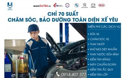 Car Service Unitour - Ngày Hội Chăm Sóc Ô Tô 2020