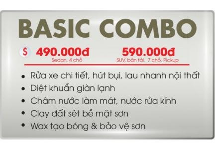 Basic Combo