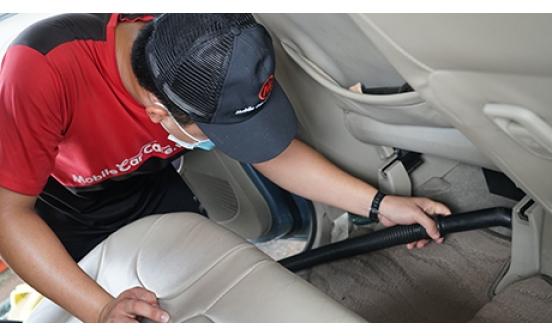 Giật Mình Với Dịch Vụ Rửa Xe Ô Tô Giá 1 Triệu Đồng | Mobile Car Care