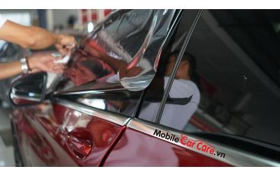Bảng Giá Dán Phim Cách Nhiệt Mới Nhất 2021 | Mobile Car Care